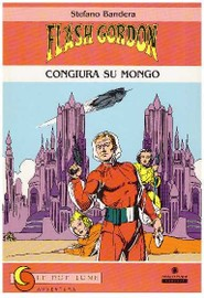 FLASH GORDON CONGIURA SU MONGO