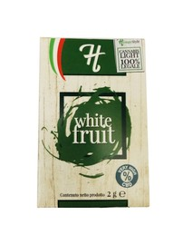 CANNABIS HEMPTYSTYLE WHITE FRUIT